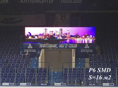 Внутренний светодиодный экран